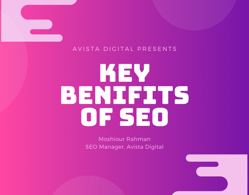 Key benifits of SEO for small business
