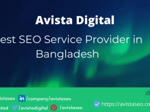 Avista Digital - Best SEO Service Provider in Bangladesh