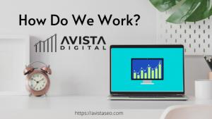 How Do We Work at Avista Digital