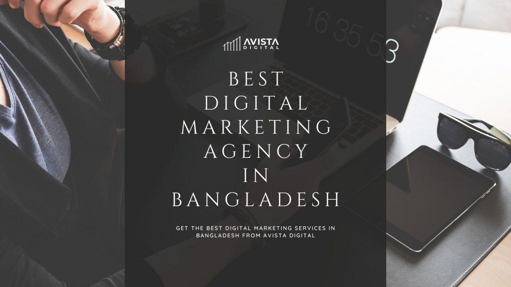 Best digital marketing service in bangladesh